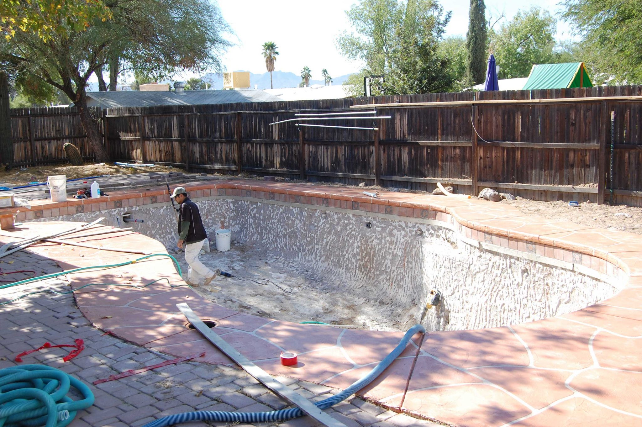Tile Work Tucson Pool Builders Omni Pool Builders Amp Design