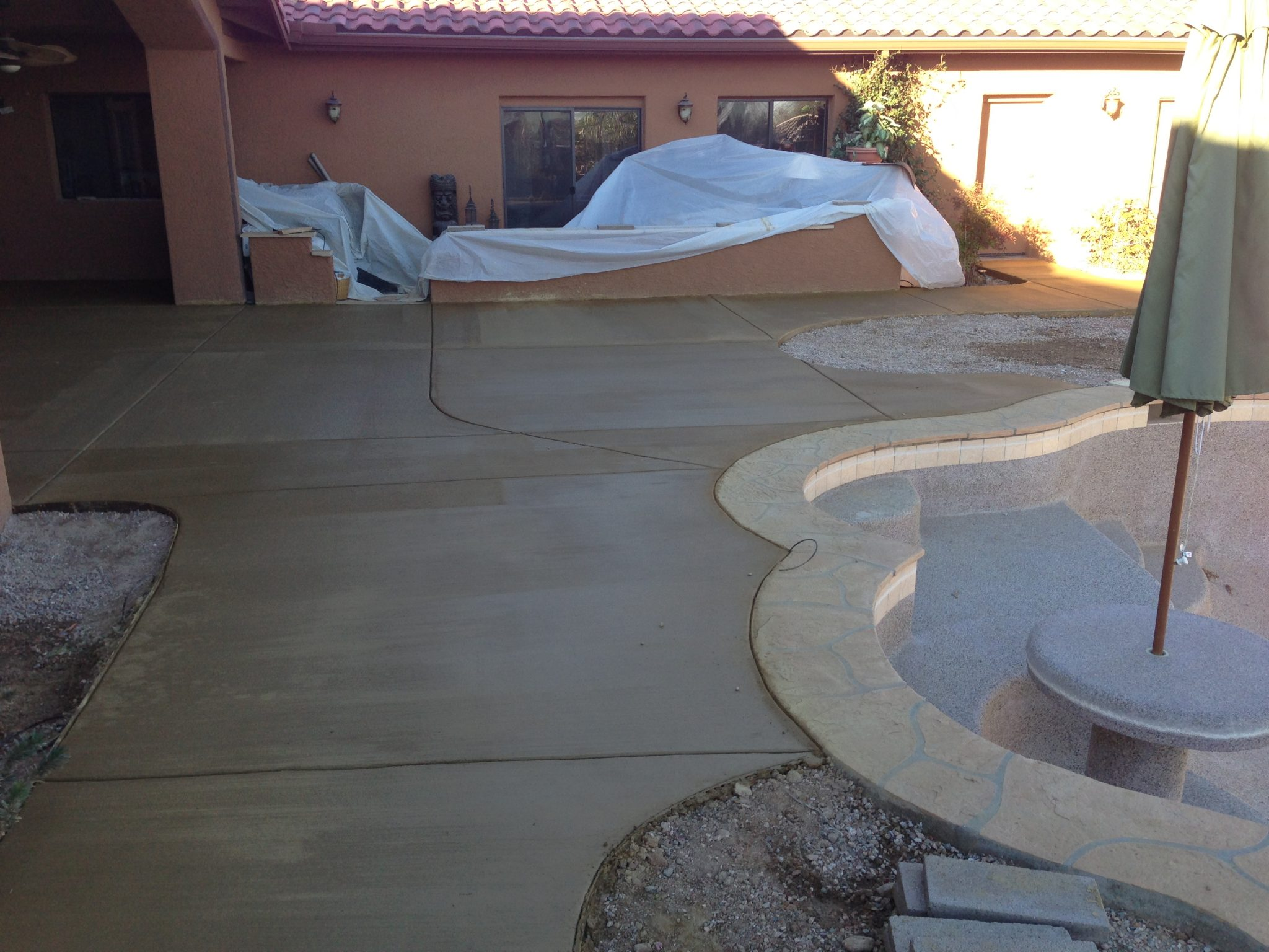 deck restoration | omni pool builders & design