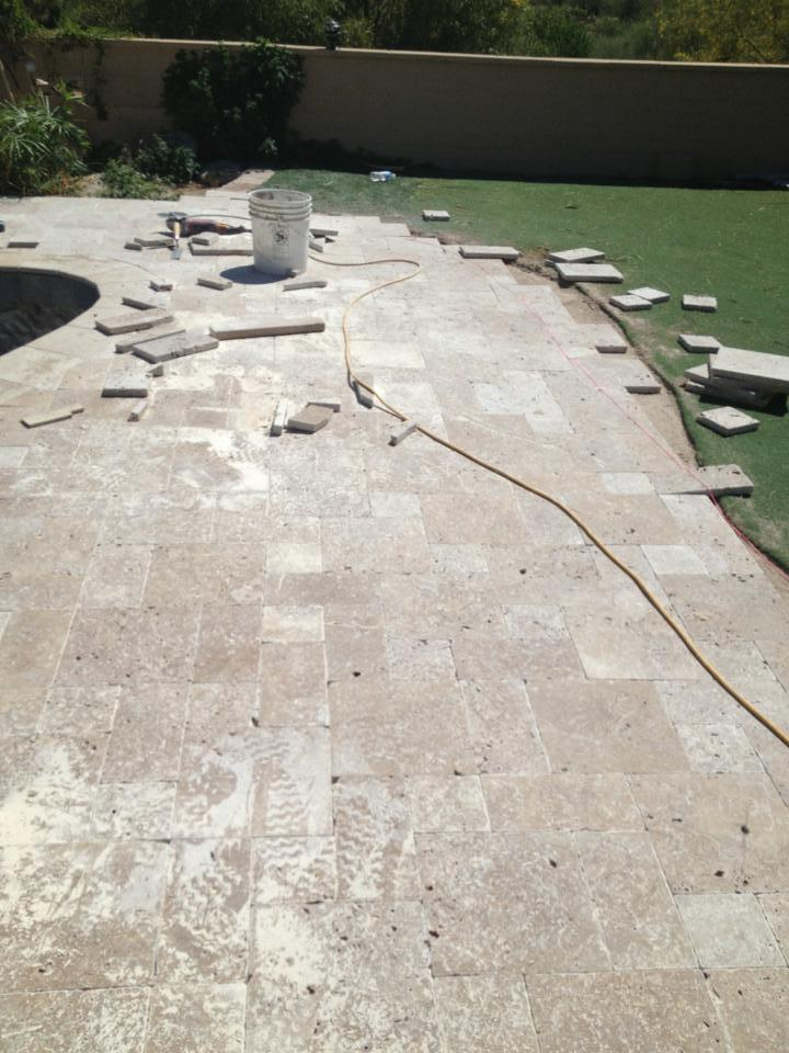 Get your pool deck restored or add an addition