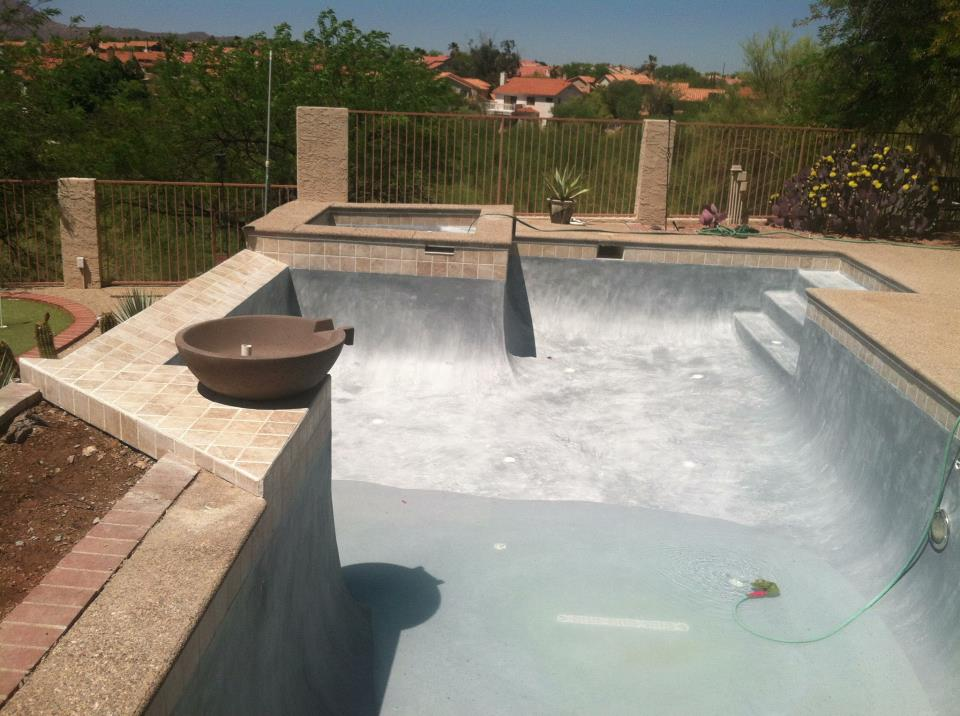 Water Feature Additions Omni Pool Builders Design