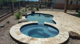 Pavers Amp Copeing Omni Pool Builders Amp Design