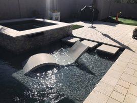 pool seat